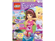 Book No: mag2016frnd05pl  Name: Lego Magazine Friends 2016 Issue 5 (Polish)