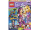 Book No: mag2016frnd10pl  Name: Lego Magazine Friends 2016 Issue 10 (Polish)
