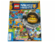 Book No: mag2016nex03pl  Name: Lego Magazine Nexo Knights 2016 Issue 3 (Polish)
