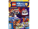 Book No: mag2016nex05pl  Name: Lego Magazine Nexo Knights 2016 Issue 5 (Polish)