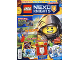 Book No: mag2016nex11pl  Name: Lego Magazine Nexo Knights 2016 Issue 11 (Polish)