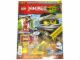 Book No: mag2016njo01pl  Name: Lego Magazine Ninjago 2016 Issue 1 (Polish)