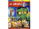 Book No: mag2016njo10pl  Name: Lego Magazine Ninjago 2016 Issue 10 (Polish)