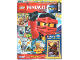 Book No: mag2016njo17de  Name: Lego Magazine Ninjago 2016 Issue 17 (German)