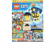 Book No: mag2017cty01de  Name: Lego Magazine City (German) 2017 Issue 1
