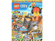 Book No: mag2017cty02de  Name: Lego Magazine City (German) 2017 Issue 2
