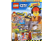 Book No: mag2017cty02pl  Name: Lego Magazine City (Polish) 2017 Issue 2