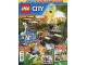 Book No: mag2017cty04pl  Name: Lego Magazine City (Polish) 2017 Issue 4