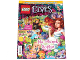 Book No: mag2017elf02pl  Name: Lego Magazine Elves (Polish) 2017 Issue 2