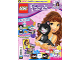 Book No: mag2017frnd02pl  Name: Lego Magazine Friends (Polish) 2017 Issue 2