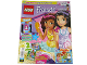 Book No: mag2017frnd05pl  Name: Lego Magazine Friends (Polish) 2017 Issue 5
