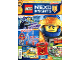 Book No: mag2017nex01pl  Name: Lego Magazine Nexo Knights 2017 Issue 1 (Polish)
