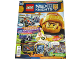 Book No: mag2017nex08pl  Name: Lego Magazine Nexo Knights 2017 Issue 8 (Polish)