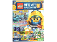 Book No: mag2017nex17de  Name: Lego Magazine Nexo Knights (German) 2017 Issue 17