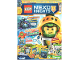 Book No: mag2017nex18de  Name: Lego Magazine Nexo Knights (German) 2017 Issue 18
