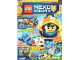 Book No: mag2017nex21de  Name: Lego Magazine Nexo Knights (German) 2017 Issue 21