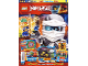 Book No: mag2017njo01pl  Name: Lego Magazine Ninjago 2017 Issue 1 (Polish)