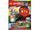 Book No: mag2017njo06pl  Name: Lego Magazine Ninjago 2017 Issue 6 (Polish)
