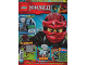 Book No: mag2017njo11pl  Name: Lego Magazine Ninjago 2017 Issue 11 (Polish)