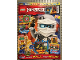 Book No: mag2017njo21de  Name: Lego Magazine Ninjago 2017 Issue 21 (German)