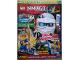 Book No: mag2017njo21en  Name: Lego Magazine Ninjago (English) 2017 Issue 21