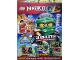 Book No: mag2017njo23en  Name: Lego Magazine Ninjago (English) 2017 Issue 23