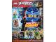 Book No: mag2017njo25en  Name: Lego Magazine Ninjago (English) 2017 Issue 25