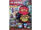 Book No: mag2017njo26en  Name: Lego Magazine Ninjago (English) 2017 Issue 26
