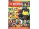 Book No: mag2017njo28de  Name: Lego Magazine Ninjago (German) 2017 Issue 28