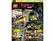 Book No: mag2017tlnm01nl  Name: Lego Magazine The LEGO Ninjago Movie 2017 Issue 1 (Dutch)