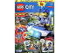 Book No: mag2018cty01hu  Name: Lego Magazine City 2018 Issue 1 (Hungarian)