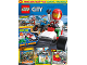 Book No: mag2018cty03nl  Name: LEGO Magazine City 2018 Issue 3 (Dutch)
