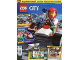Book No: mag2018cty03pl  Name: Lego Magazine City (Polish) 2018 Issue 3