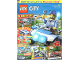 Book No: mag2018cty05de  Name: Lego Magazine City 2018 Issue 5 (German)