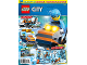 Book No: mag2018cty06nl  Name: Lego Magazine City 2018 Issue 6 (Dutch)