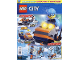 Book No: mag2018cty06pl  Name: Lego Magazine City 2018 Issue 6 (Polish)