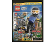 Book No: mag2018cty08de  Name: Lego Magazine City 2018 Issue 8 (German)