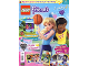 Book No: mag2018frnd01pl  Name: Lego Magazine Friends 2018 Issue 1 (Polish)