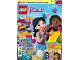 Book No: mag2018frnd02pl  Name: Lego Magazine Friends 2018 Issue 2 (Polish)