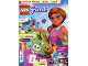 Book No: mag2018frnd04pl  Name: Lego Magazine Friends 2018 Issue 4 (Polish)