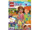 Book No: mag2018frnd06nl  Name: LEGO Magazine Friends 2018 Issue 6 (Dutch)