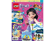 Book No: mag2018frnd07nl  Name: LEGO Magazine Friends 2018 Issue 7 (Dutch)