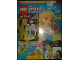 Book No: mag2018frnd08nl  Name: Lego Magazine Friends 2018 Issue 8 (Dutch)