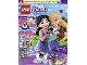 Book No: mag2018frnd09nl  Name: LEGO Magazine Friends 2018 Issue 9 (Dutch)
