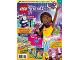 Book No: mag2018frnd10nl  Name: LEGO Magazine Friends 2018 Issue 10 (Dutch)