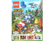 Book No: mag2018life01de  Name: Lego Life Magazine 2018 Issue 1 Jan - Feb (German)