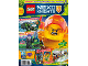 Book No: mag2018nex03nl  Name: LEGO Magazine Nexo Knights 2018 Issue 3 (Dutch)