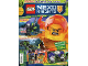 Book No: mag2018nex03pl  Name: Lego Magazine Nexo Knights (Polish) 2018 Issue 3