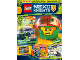 Book No: mag2018nex04nl  Name: LEGO Magazine Nexo Knights 2018 Issue 4 (Dutch)
