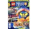 Book No: mag2018nex09pl  Name: Lego Magazine Nexo Knights 2018 Issue 9 (Polish)
